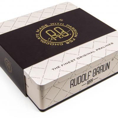 Soutěž o luxusní čokolády RUDOLF BRAUN 1899