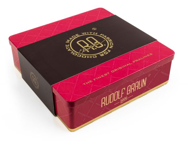 PREMIUM BOX TRUFFLES RED 240g