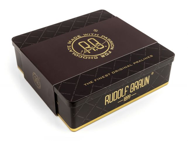 PREMIUM BOX TRUFFLES BROWN 240g